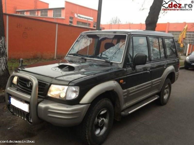 De vanzare praguri hyundai galopper an fabricatie 2003 motorizare 2 5 td din în Bucuresti, Bucuresti Dezmembrari