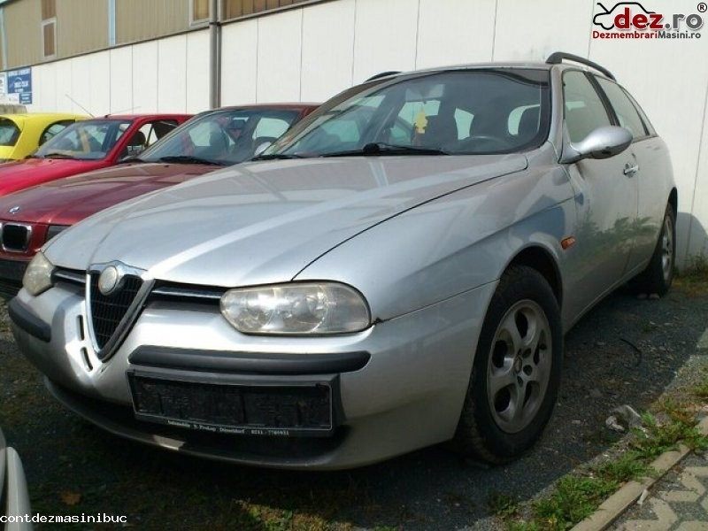 Vindem disc ambreiaj alfa romeo 156 an fabricatie 1999 motorizare 1 8 benzina... în Bucuresti, Bucuresti Dezmembrari
