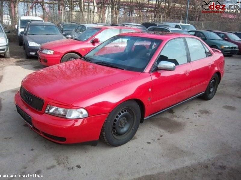 Parc dezmembrari vindem maner hayon audi a4 an fabricatie 1998 motorizare 1 8 în Bucuresti, Bucuresti Dezmembrari