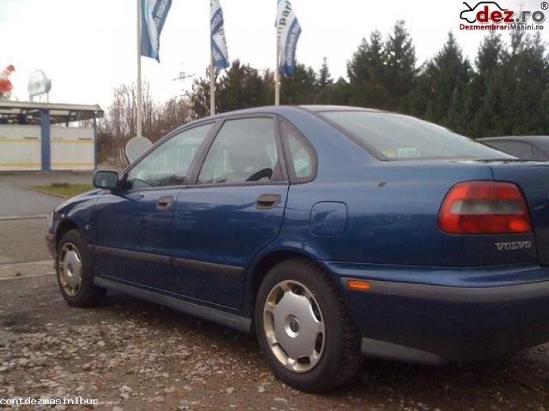 Am de vanzare bord volvo s40 an fabricatie 1999 motorizare 1 6 si 1 8 benzina de... în Bucuresti, Bucuresti Dezmembrari