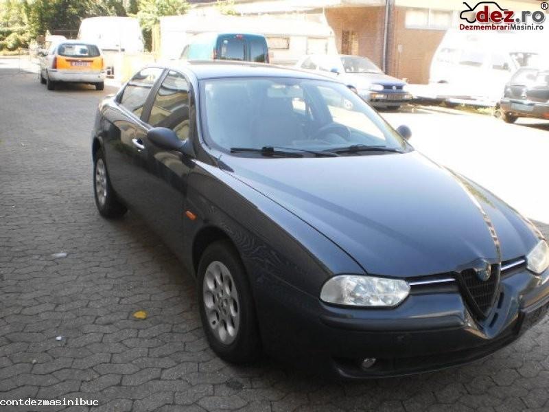 Vindem sistem franare alfa romeo 156 an fabricatie 1999 motorizare 1 8... Dezmembrări auto în Bucuresti, Bucuresti Dezmembrari