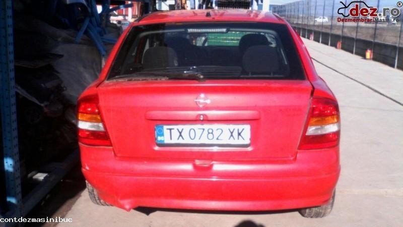 Dezmembrez Opel Astra G An 2001 Motor 1  6 Benzina