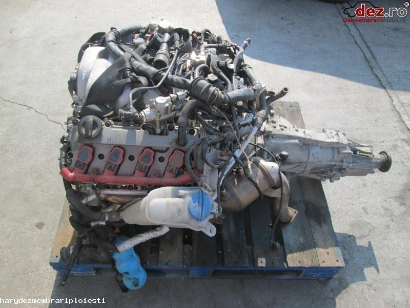 Vand injectoare pentru audi a5 din 2009 motor 4 2 fsi tip caua clapeta Dezmembrări auto în Ploiesti, Prahova Dezmembrari
