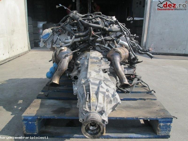 Vand cutie de viteze manuala pentru audi a5 din 2009 motor 4 2 fsi tip caua etc Dezmembrări auto în Ploiesti, Prahova Dezmembrari