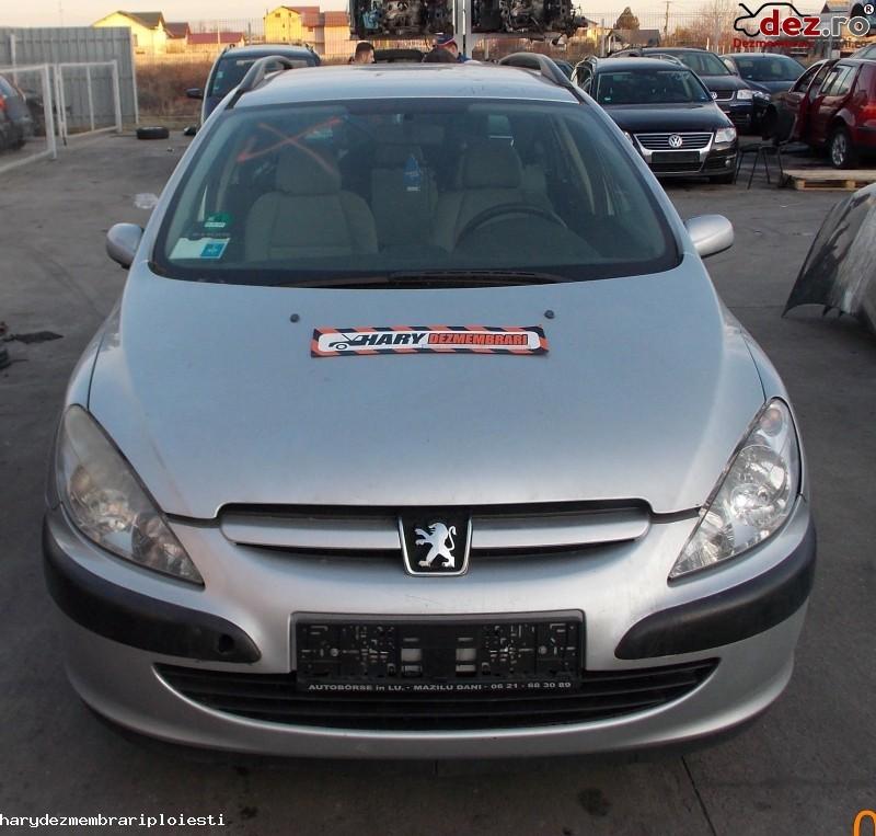 Capota fata Peugeot 307 2004