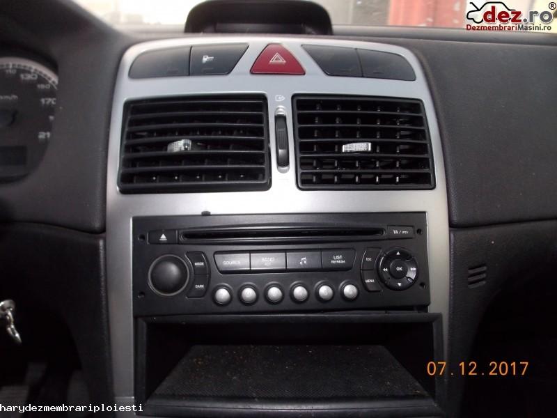 Sistem audio Peugeot 307 2004