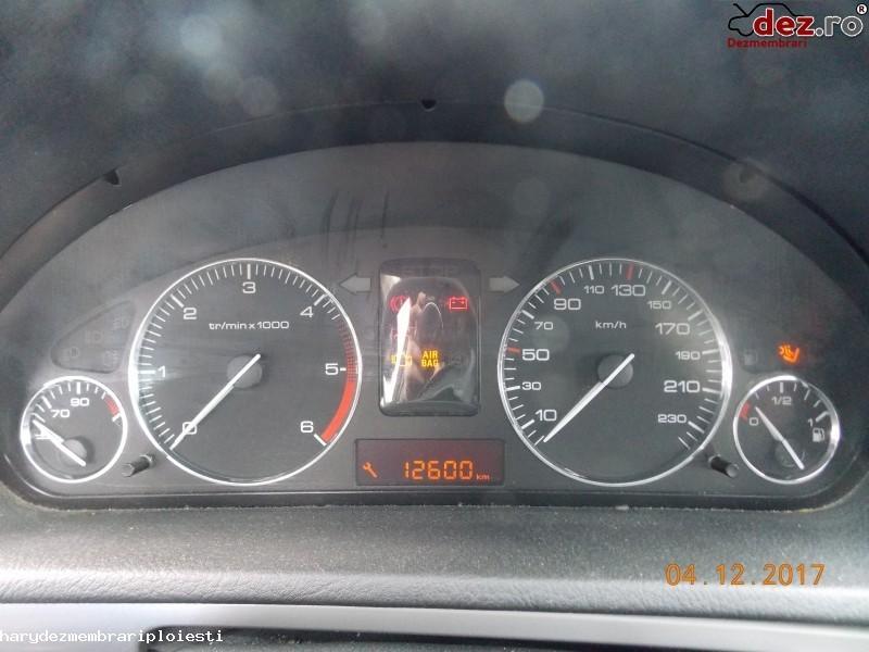 Ceasuri bord Peugeot 407 2004