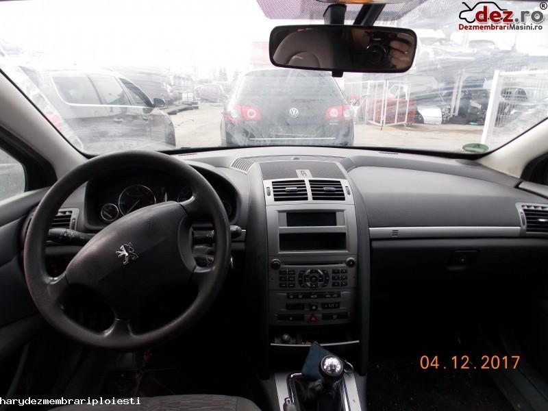 Plansa bord Peugeot 407 2004