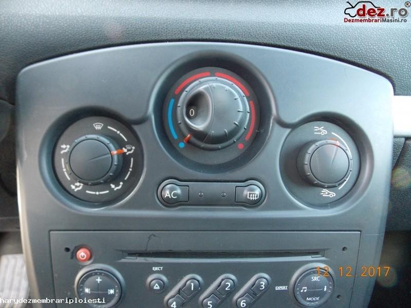 Comenzi clima Renault Clio 2007