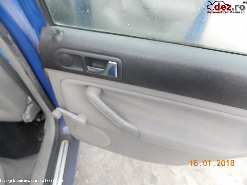 Tapiterie usa Volkswagen Golf 2000