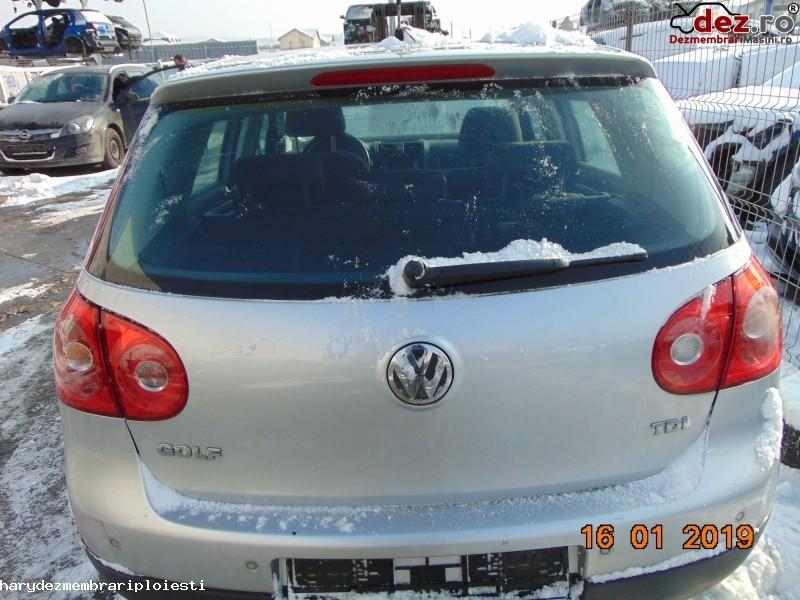 Hayon Volkswagen Golf 2006