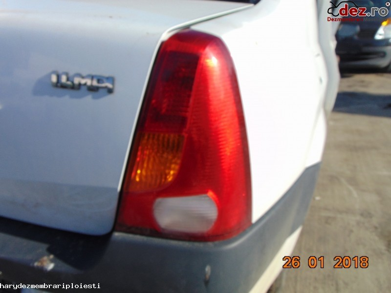Stop / Lampa spate Dacia Logan 2005