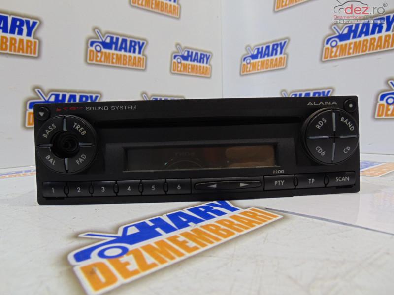 Radio Cd Cu Codul 6l0035156 Pentru Seat Ibiza  Piese auto în Bucov, Prahova Dezmembrari