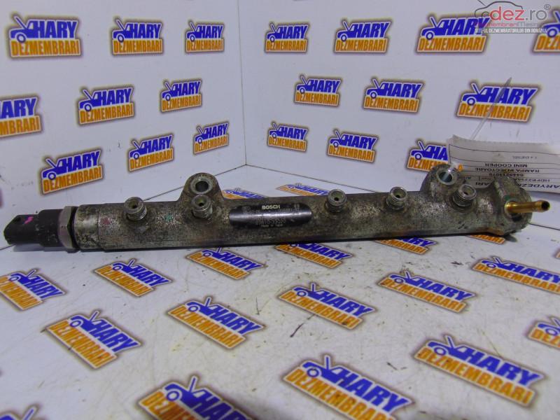 Rampa Injectoare Cu Codul 0445214070 Pentru Mini Cooper  Piese auto în Bucov, Prahova Dezmembrari