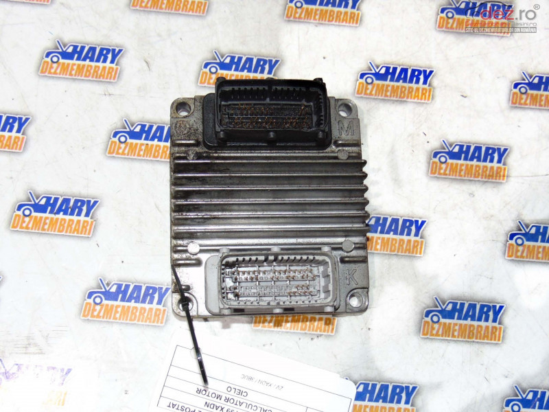 Calculator Motor Pentru Cielo Zv / Xadn  Piese auto în Bucov, Prahova Dezmembrari