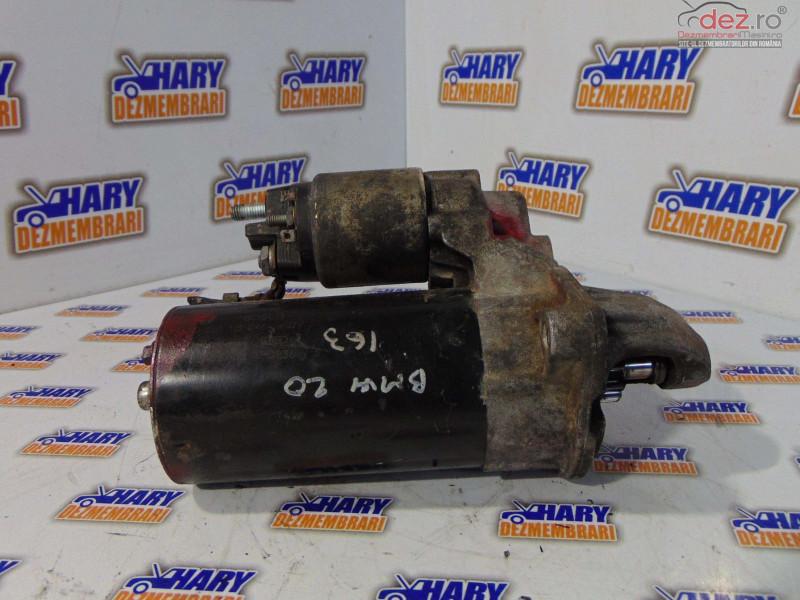 Electromotor Pentru Bmw Seria 3 E90   Avand Codul Original 7796892  02 / 0001115046 Piese auto în Bucov, Prahova Dezmembrari
