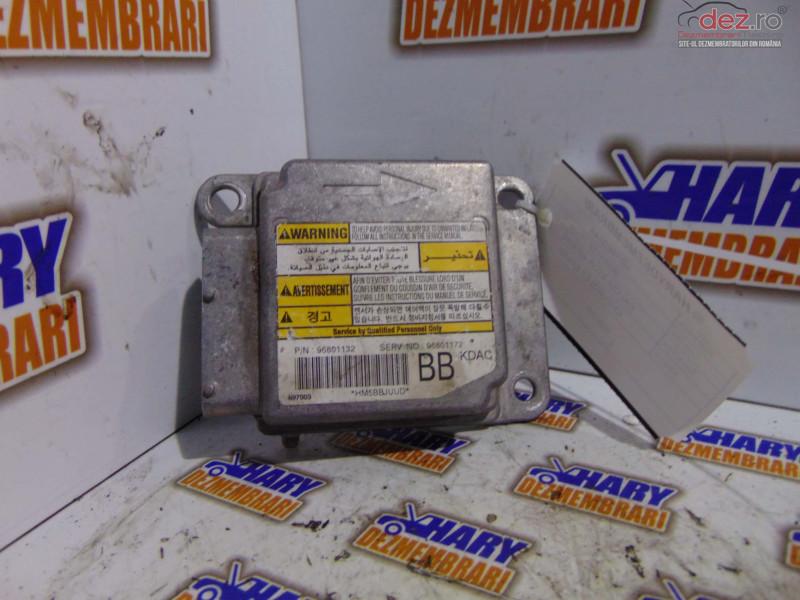 Calculator Airbag Avand Codul Original 96801132pentru Chevrolet Spark  Piese auto în Bucov, Prahova Dezmembrari
