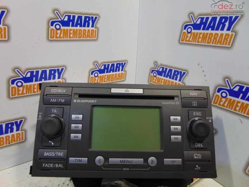 Radio Cd Navigatie Cu Codul 4m5t18k931cb Pentru Ford C Max Piese auto în Bucov, Prahova Dezmembrari