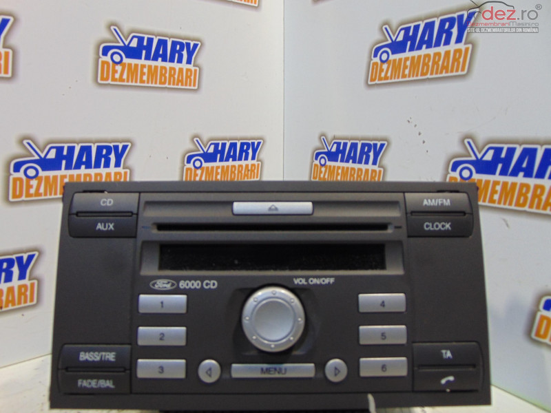 Radio Cd Cu Codul 8m5t18c815db Pentru Ford C Max Piese auto în Bucov, Prahova Dezmembrari