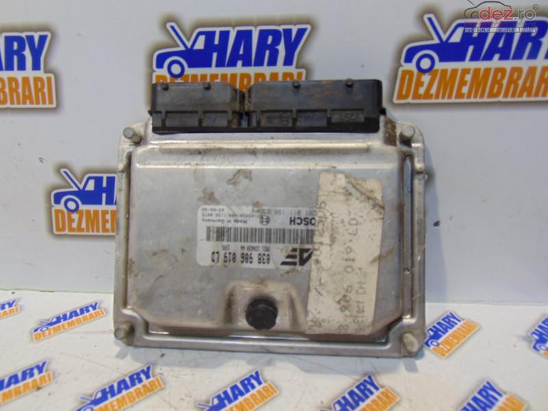 Calculator Motor Cu Codul 038 906 019 Ld Pentru Ford Galaxy 1 9tdi Piese auto în Bucov, Prahova Dezmembrari