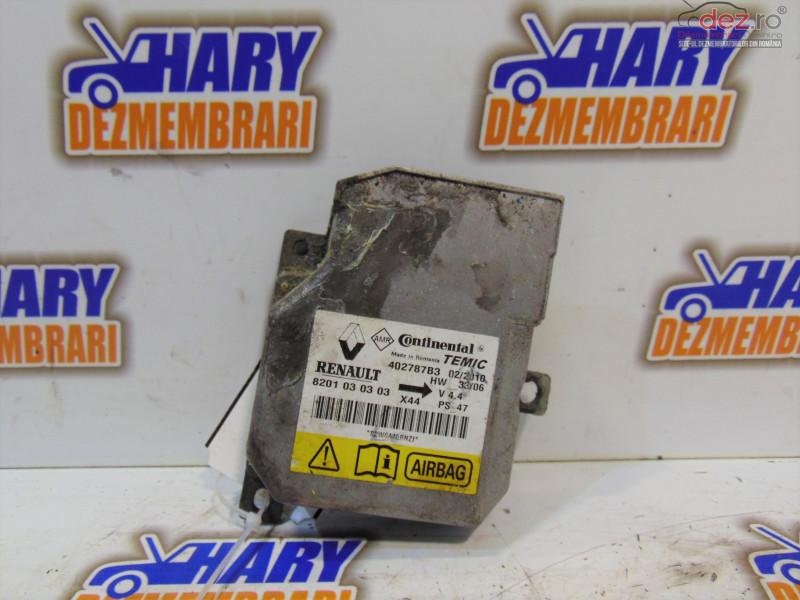 Calculator Airbag Cu Codul 8201030303 Pentru Renault Twingo Piese auto în Bucov, Prahova Dezmembrari
