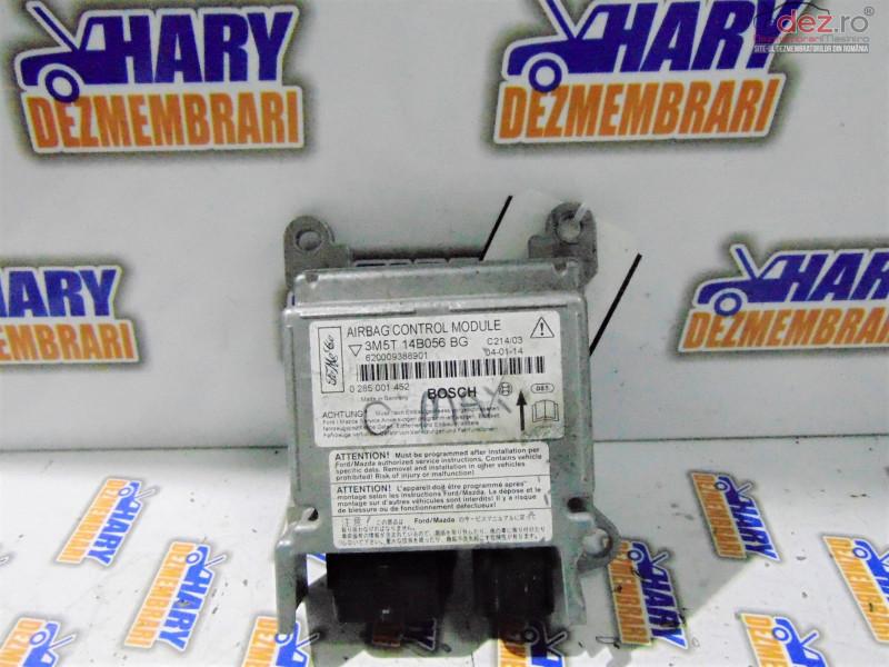 Calculator Airbag Cu Codul 3m5t14b056bg Pentru Ford C Max Piese auto în Bucov, Prahova Dezmembrari