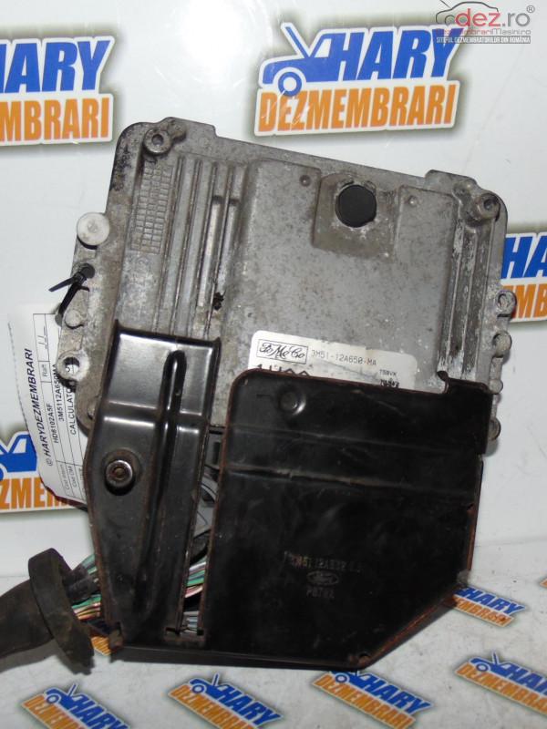 Calculator Motor Cu Codul 3m5112a650ma Pentru Ford C Max Piese auto în Bucov, Prahova Dezmembrari