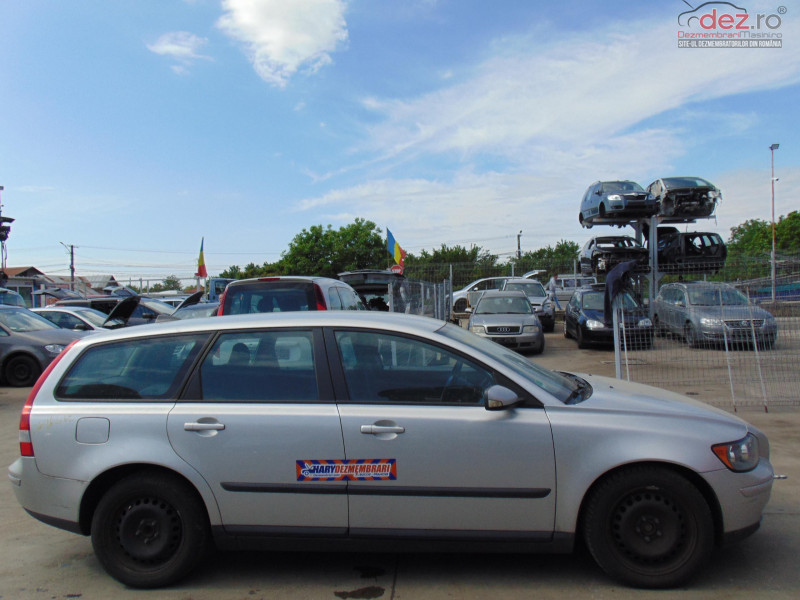 Dezmembram Volvo V 50 1 6 Diesel 110 Cp Fabricatie 2008 Dezmembrări auto în Bucov, Prahova Dezmembrari
