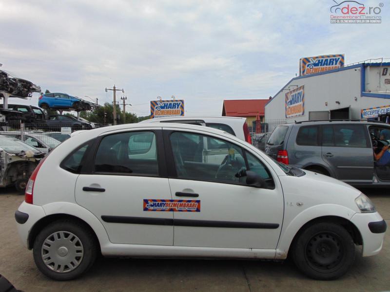 Dezmembram Citroen C3 1 4 Hdi Tip Motor 8hz Fabricatie 2008 Dezmembrări auto în Bucov, Prahova Dezmembrari