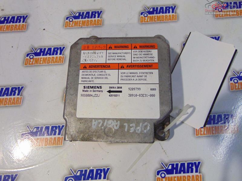 Calculator Airbag Pentru Opel Agila Avand Codul Original 5wk42898 Piese auto în Bucov, Prahova Dezmembrari