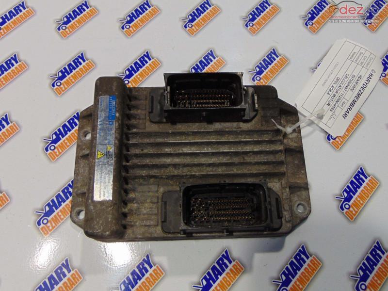 Calculator Motor Avand Codul Original 8973509487 / 112500 0165 Pentru Opel Piese auto în Bucov, Prahova Dezmembrari