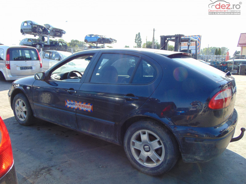 Dezmembram Seat Leon 1 4 I Tip Motor Axp Fabricatie 2002 Dezmembrări auto în Bucov, Prahova Dezmembrari