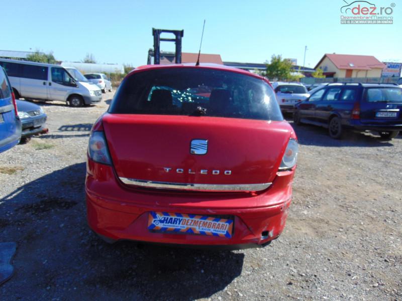 Dezmembram Seat Toledo 1 9 Tdi Tip Motor Bxe Fabricatie 2007 Dezmembrări auto în Bucov, Prahova Dezmembrari