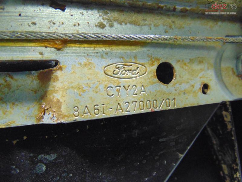 Macara Electrica Stanga Spate Cod 8a6ia27000 Ford Fiesta 7 în Bucov, Prahova Dezmembrari