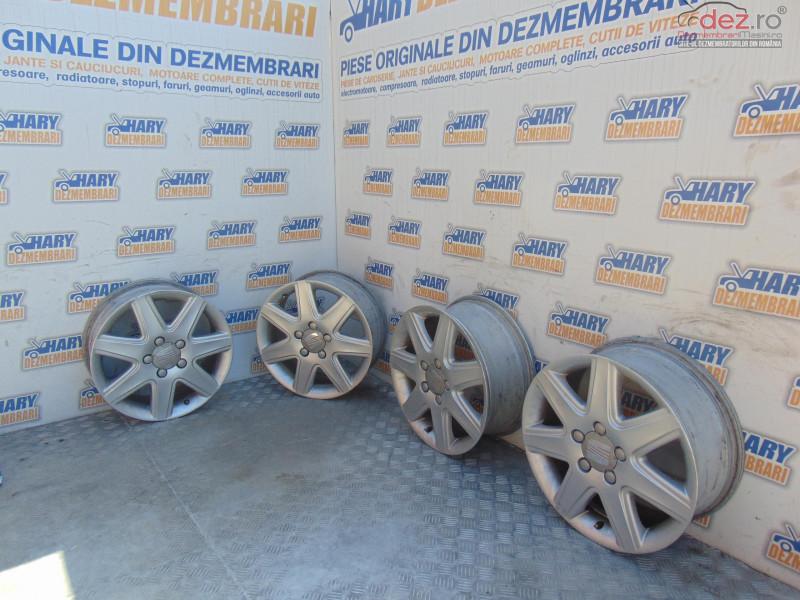 Set Jante Aliaj 16' Cu Codul 5p0601025e Pentru Gama Audi Vw Skoda Seat în Bucov, Prahova Dezmembrari