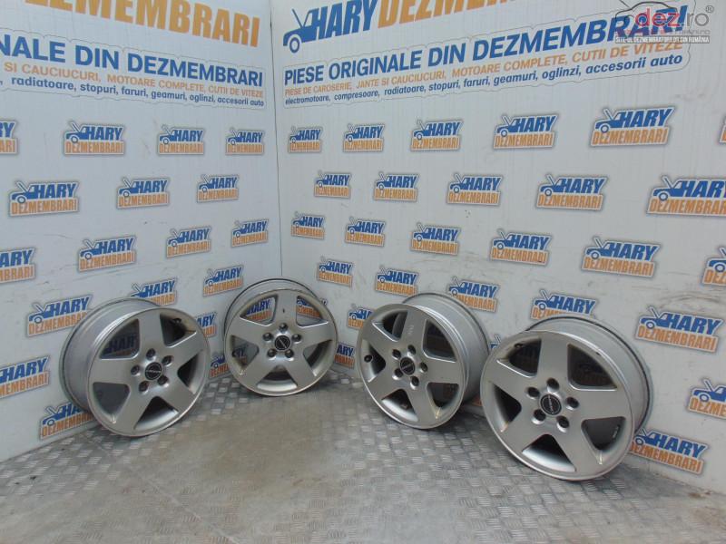 Set Jante Aliaj 15' Aftermarket (borbet) Pentru Gama Audi Vw Skoda Seat în Bucov, Prahova Dezmembrari