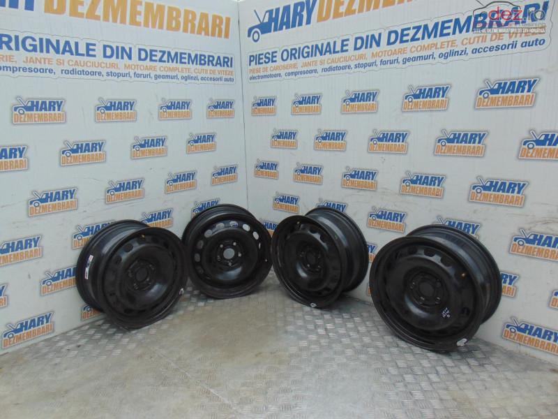 Set Jante Tabla 16' Pentru Gama Audi Vw Skoda Seat în Bucov, Prahova Dezmembrari