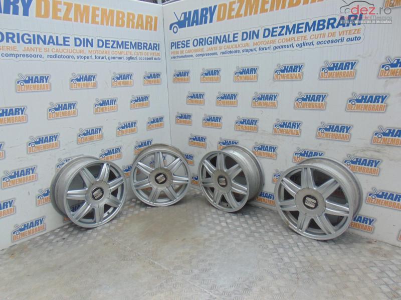 Set Jante Aliaj 16' Cu Codul 6l0601025b Pentru Gama Audi Vw Skoda Seat în Bucov, Prahova Dezmembrari