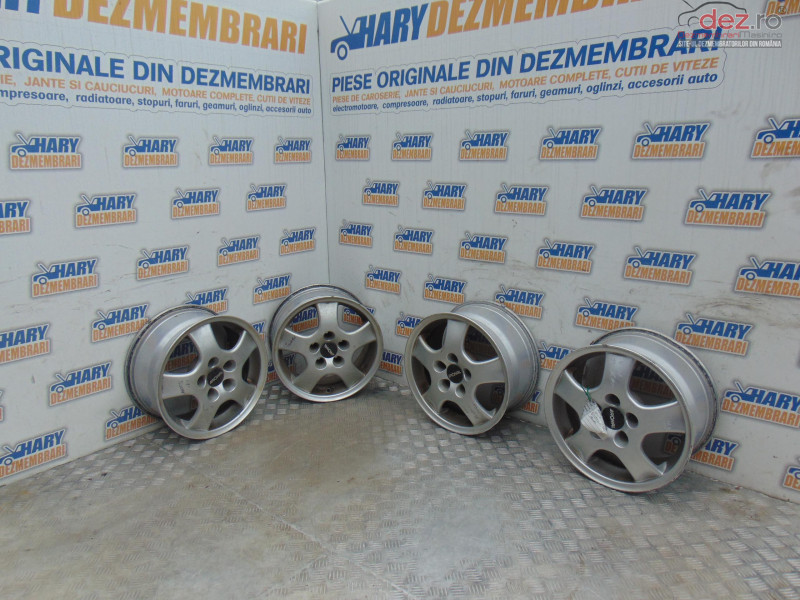 Set Jante Aliaj 15' Cu Codul 7r5705272 Pentru Gama Audi Vw Skoda Seat în Bucov, Prahova Dezmembrari