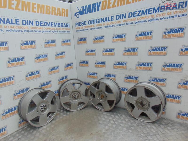 Set Jante Aliaj 15' Cu Codul 1j0601025b Pentru Gama Audi Vw Skoda Seat în Bucov, Prahova Dezmembrari