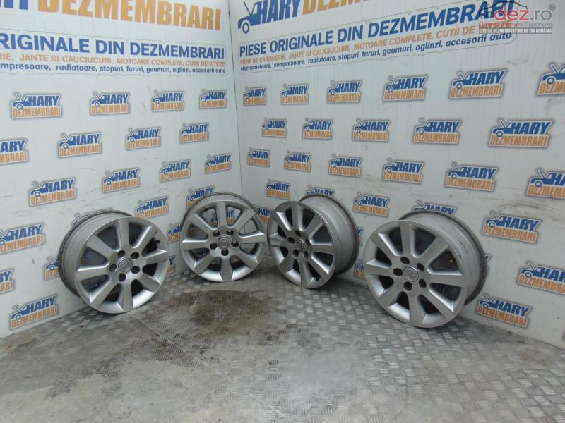 Set Jante Aliaj 16' Cu Codul 42611 05230 Pentru Toyota în Bucov, Prahova Dezmembrari