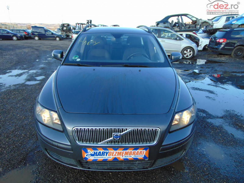 Dezmembram Volvo V50 1 6 Diesel Tip Motor D4164t Fabricatie 2007 Dezmembrări auto în Bucov, Prahova Dezmembrari