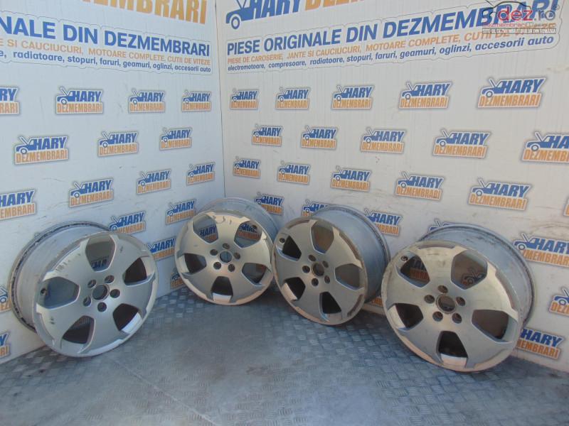 Set Jante Aliaj 17' Cu Codul 8p0601025c Pentru Gama Audi Vw Skoda Seat Piese auto în Bucov, Prahova Dezmembrari