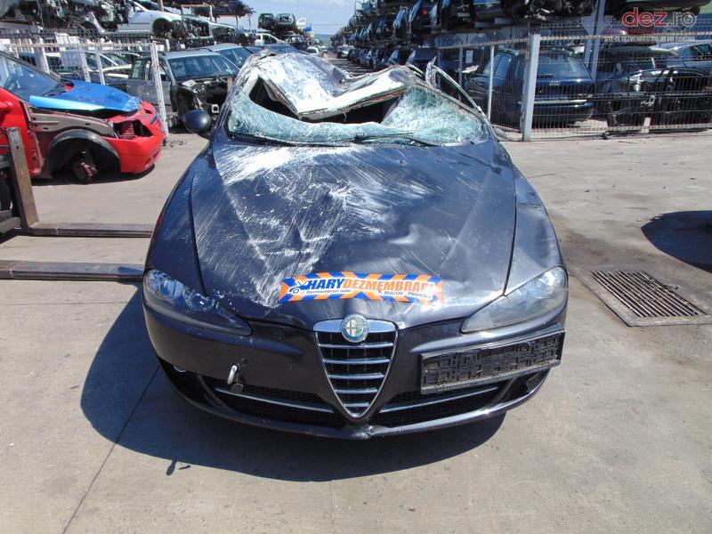 Dezmembram Afla Romeo 147 1 6 Twinspark Fabricatie 2007 Dezmembrări auto în Bucov, Prahova Dezmembrari