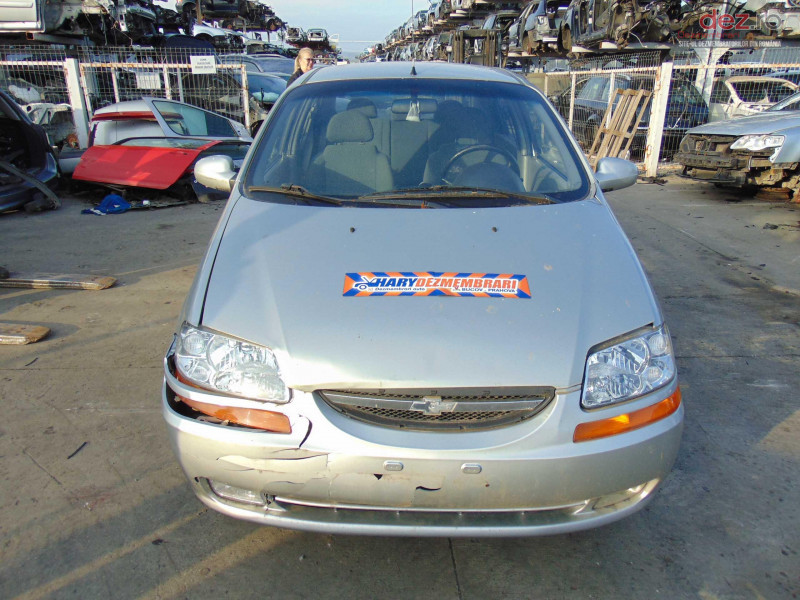 Dezmembram Chevrolet Kalos 1 4i 16v Tip Motor F14d3 Fabricatie 2005 Dezmembrări auto în Bucov, Prahova Dezmembrari