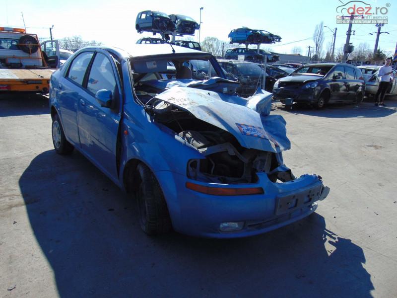Dezmembram Chevrolet Kalos 1 4i Tip Motor F14d3 Fabricatie 2005 Dezmembrări auto în Bucov, Prahova Dezmembrari