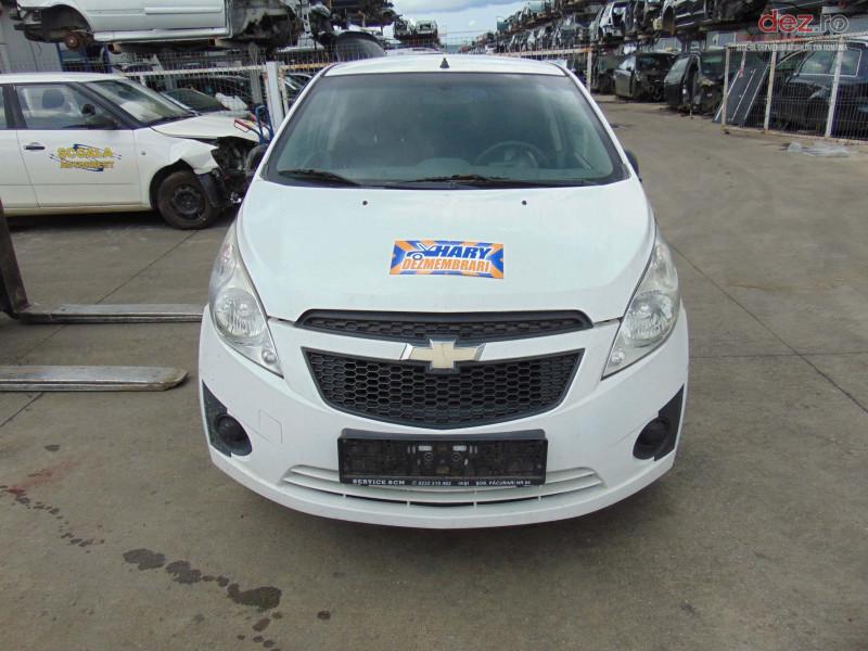 Dezmembram Chevrolet Spark 1 0 16v Tip Motor B10d1 Fabricatie 2010 Dezmembrări auto în Bucov, Prahova Dezmembrari