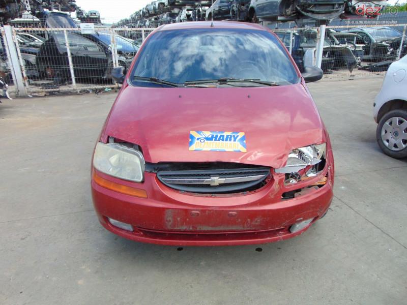 Dezmembram Chevrolet Kalos 1 4 16v Tip Motor F14d3 Fabricatie 2004 Dezmembrări auto în Bucov, Prahova Dezmembrari