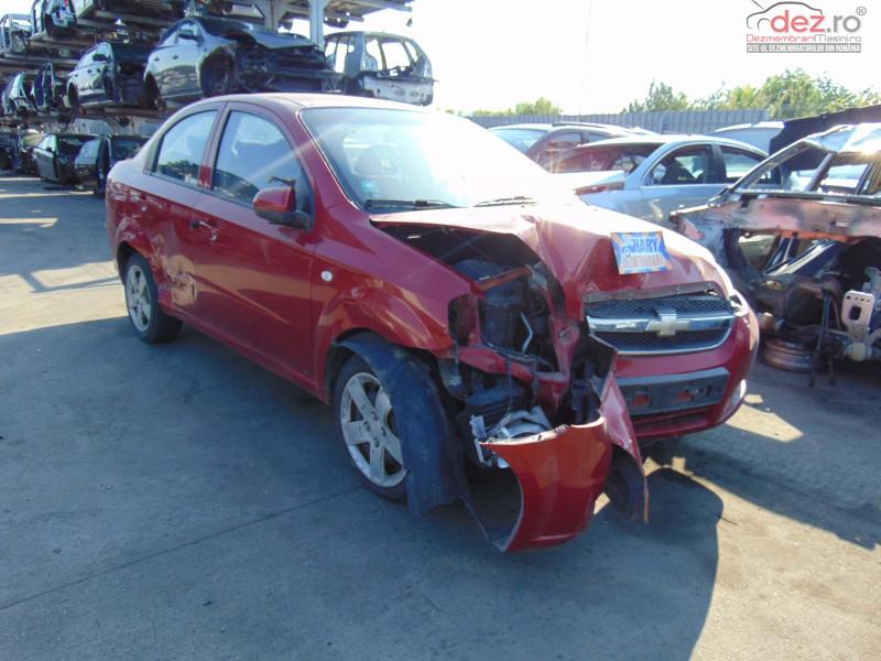 Dezmembram Chevrolet Aveo 1 4i Tip Motor F14d3 Fabricatie 2008 Dezmembrări auto în Bucov, Prahova Dezmembrari