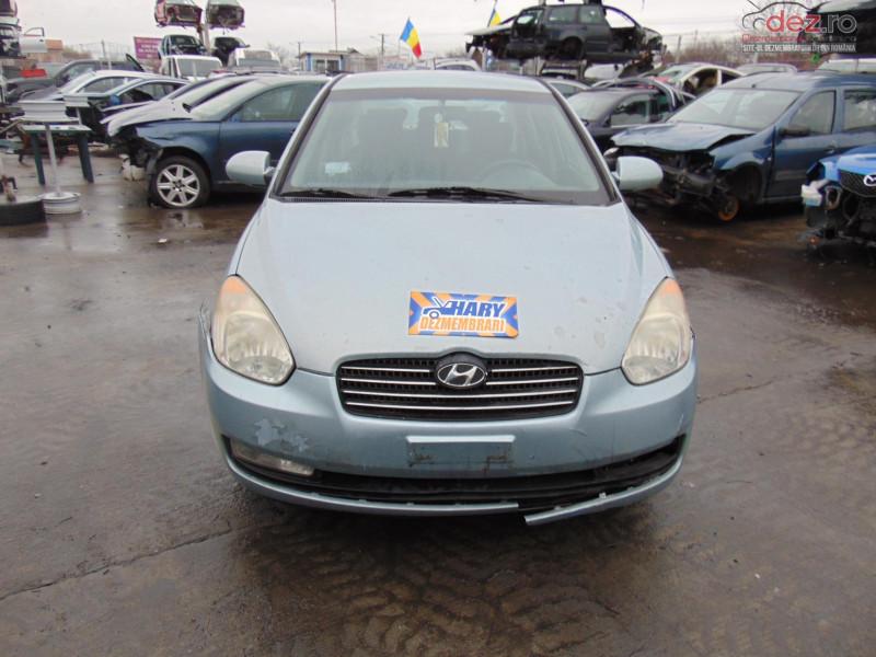 Dezmembram Hyundai Accent 1 4 16v Tip Motor G4ee An Fabricatie 2007 Dezmembrări auto în Bucov, Prahova Dezmembrari